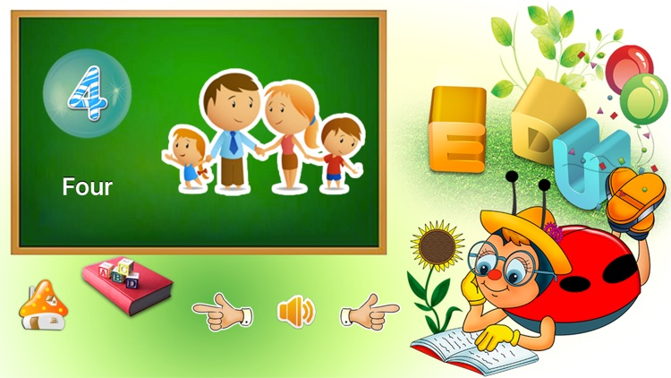 ABC 123 - Alphabet And Number For Kids screenshot-3
