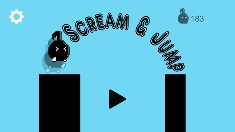 Scream & Jump