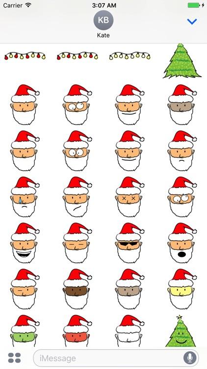 Christmas Season Stickers