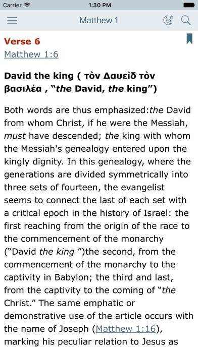 Commentary on New Testament and King James Bible