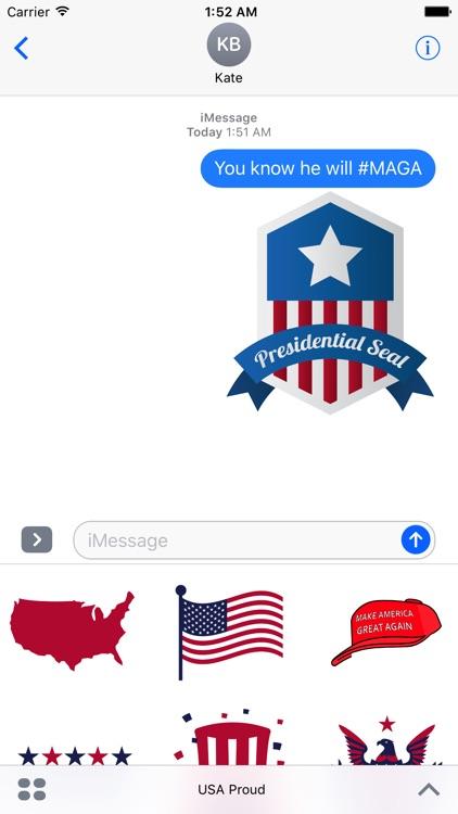 USA Proud screenshot-3