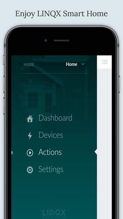 LINQX - Smart Home