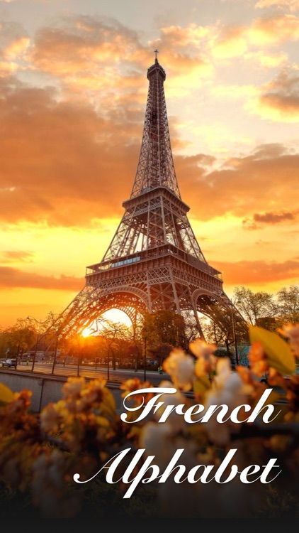 Learn french-french alphabet & french vocabulary