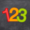 123 Genius First Numbers & Counting Game for Kids