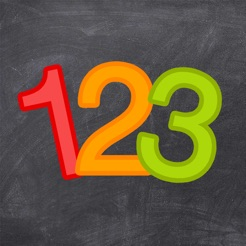 123 genius first numbers & counting game for kids on the app store