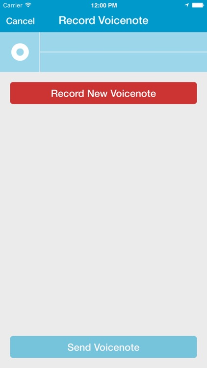 Speak to Me Voice Dating App screenshot-3