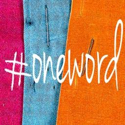 #oneword stickers