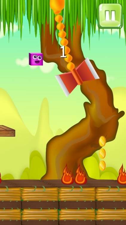 magic colorful cube jump in the world of adventure screenshot-3