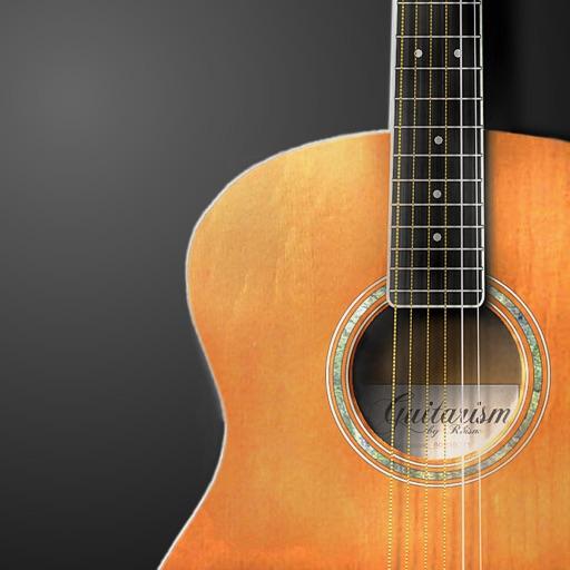 guitarism - pocket acoustic & electric guitar