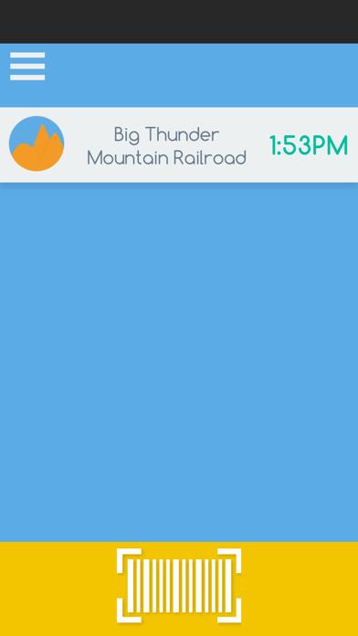Fastpass Tracker screenshot four
