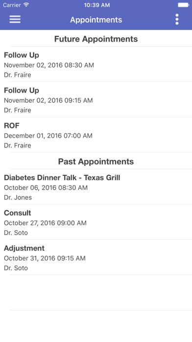 Origins Healthcare screenshot two