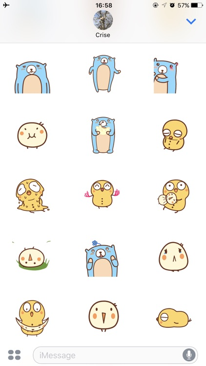 Bromoji Stickers screenshot-3