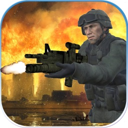 Terrorist Shooting Strike Game