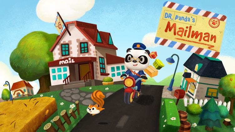 Dr. Panda Mailman screenshot-0