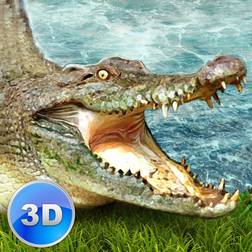 Furious Crocodile Simulator 3D Full