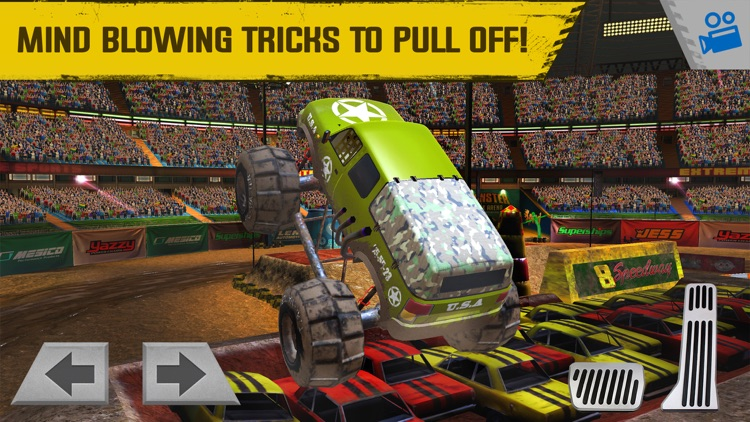 Monster Truck Arena screenshot-0
