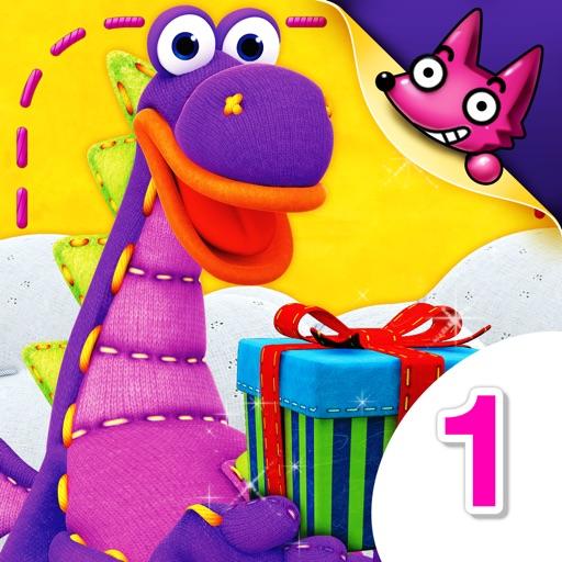 Dibo the Gift Dragon 1 iOS App
