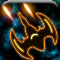 Ícone do app Plasma Sky - a rad retro arcade space shooter