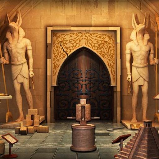 逃出阴森神庙 - 史上最难的密室逃脱