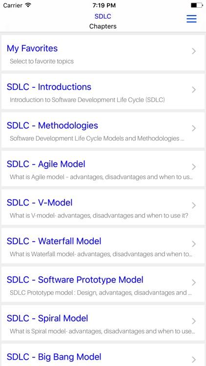 SDLC - Software Development Life Cycle (SDLC) screenshot-4