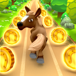 ‎Pony Racing 3D - Pet Horse Runner for Girls
