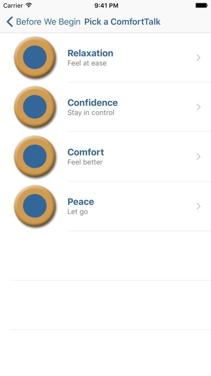 Comfort Talk-The Leading Voice in Patient Comfort®