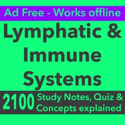 Lymphatic & Immune Systems Exam Prep App 2017