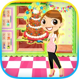 Cake Maker Cooking Decorate