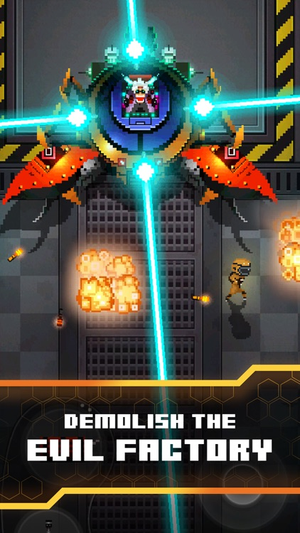 Evil Factory screenshot-4