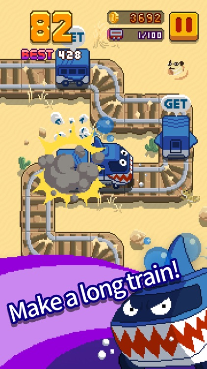 Infinite Train screenshot-2