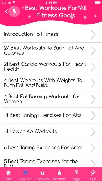 Cardio boxing and core tightening workout screenshot-1