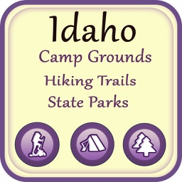 Idaho Campgrounds & Hiking Trails,State Parks