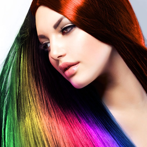 Hair Dye-Wig Color Changer,Splash Filters Effects