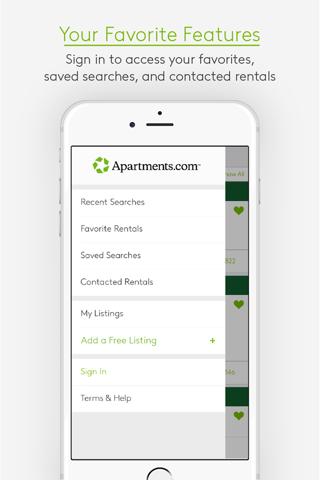 Apartments.com Rentals screenshot 1