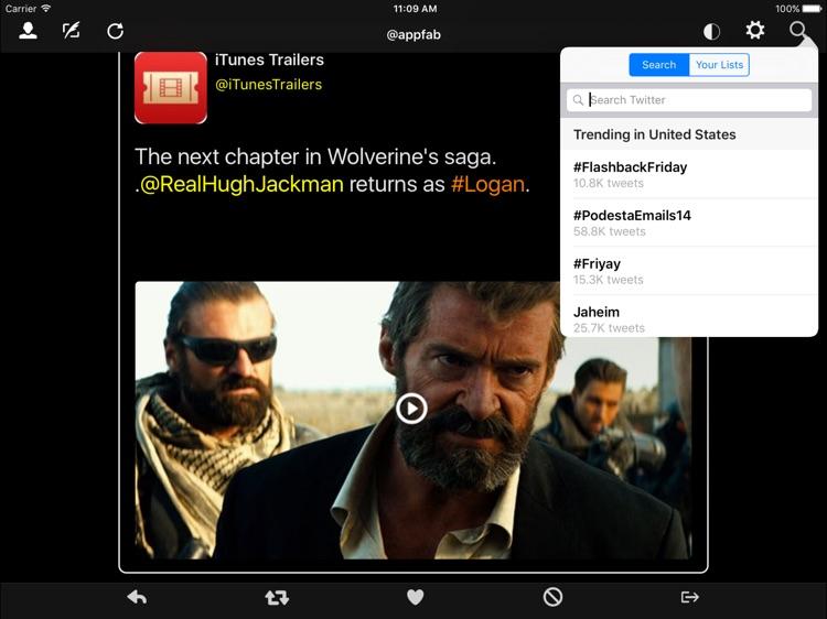 TweetShow screenshot-3