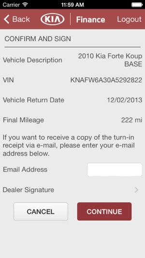 Kia motors finance login for Kia motor finance login
