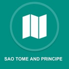 Sao Tome and Principe : Offline GPS Navigation icon