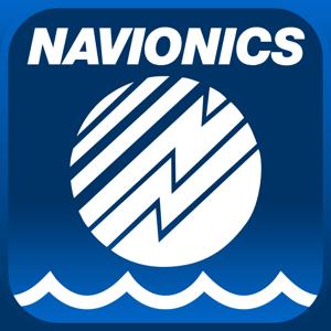 Boating Marine & Lakes Navigation app