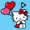 Spread the love with your friends by creating cute animated stories in Hello Kitty StoryGIF
