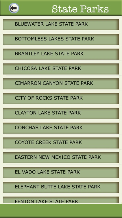 New Mexico Camping & Hiking Trails screenshot-3
