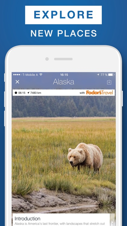 Alaska - Travel Guide & Offline Map