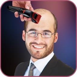 Bald Camera Photo Editor