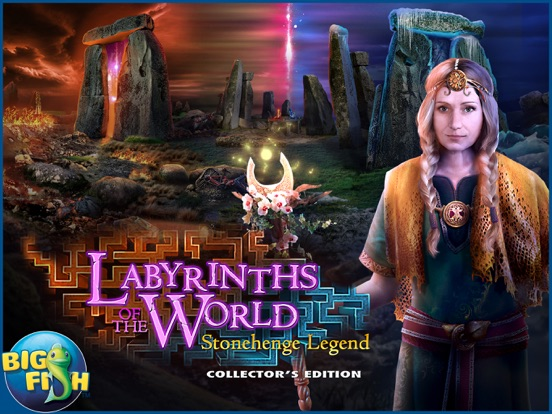 Labyrinths of the World: Stonehenge Legend screenshot 10