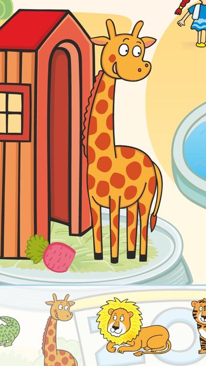 My Little Zoo Animals screenshot-4