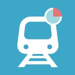 Choo - Zug & Bahnerstattung bei Verspätung.