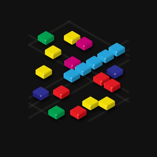 5 in Line : addictive color lines logic puzzle
