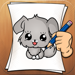 Learning to Draw Dog and Puppies