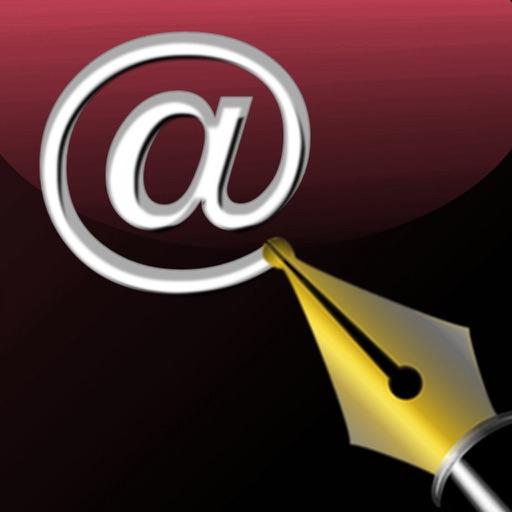 Email Signature Enterprise for iPad