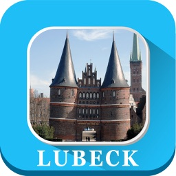 Lübeck Germany - Offline Maps Navigator