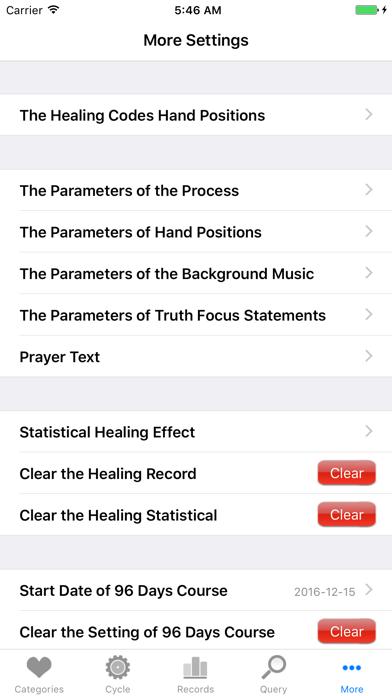 Healing Code